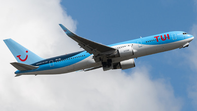 A picture of OOJNL - Boeing 767304(ER) - TUI fly - © VALR Planespotting
