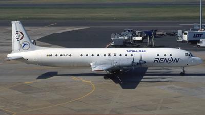 ER-ICJ - Ilyushin IL-18D - Renan Air