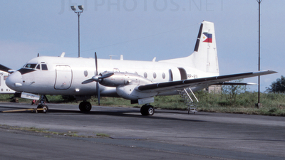 RP-211 - Hawker Siddeley HS-748 Series 2A - Philippines - Air Force