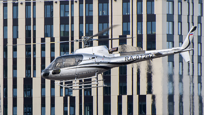 RA-07292 - Eurocopter AS 350B3 Ecureuil - AviaTIS
