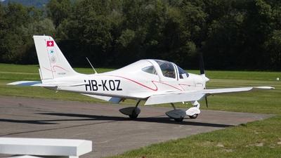 A picture of HBKOZ - Tecnam P2002JF - [100] - © Tomasz Chrul