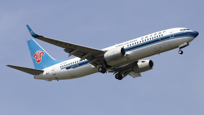 B-1776 - Boeing 737-81B - China Southern Airlines