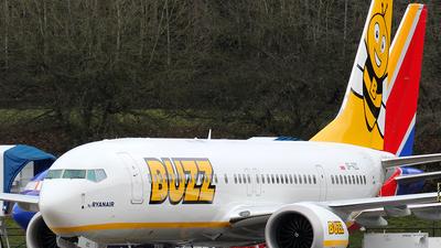 SP-RZC - Boeing 737-8 MAX - Buzz
