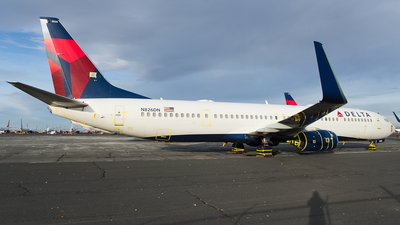 A picture of N826DN - Boeing 737932(ER) - Delta Air Lines - © SpotterPowwwiii