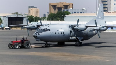 ST-KNT - Antonov An-12BK - Sudan - Air Force