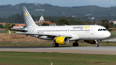 A picture of ECMBY - Airbus A320214 - Vueling - © Rui Marques