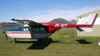 A picture of ZKDFT - Cessna 337 Super Skymaster - [3370176] - © Reuben Morison