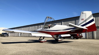 N32LK - Vans RV-9A - Private