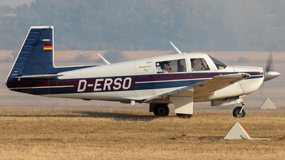 D-ERSO - Mooney M20J-201 - Private