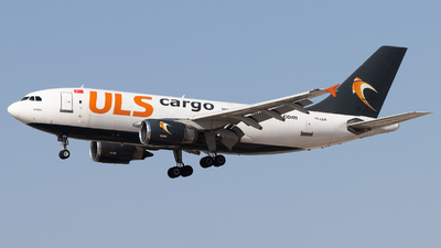 A picture of TCLER - Airbus A310308(F) - ULS Airlines Cargo - © Shon Fridman