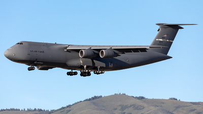 85-0010 - Lockheed C-5M Super Galaxy - United States - US Air Force (USAF)