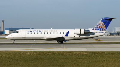 N905SW - Bombardier CRJ-200ER - United Express (SkyWest Airlines)