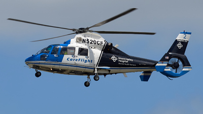 A picture of N520CF - Airbus Helicopters AS365 - [6537] - © BF Nestico