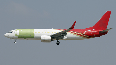 A picture of N471BS - Boeing 73786J(BDSF) - DHL - © Siegi N.
