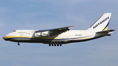 UR-82029 - Antonov An-124-100 Ruslan - Antonov Airlines