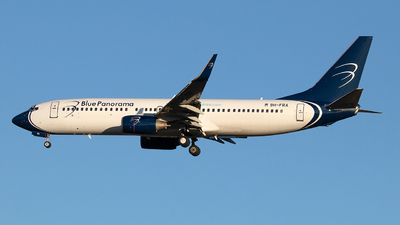 9H-FRA - Boeing 737-85F - Blue Panorama Airlines