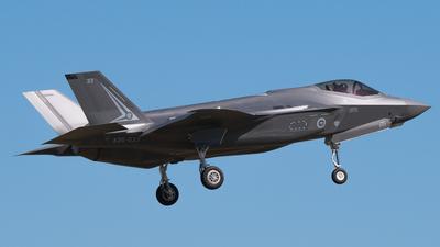 A35-033 - Lockheed Martin F-35A Lightning II - Australia - Royal Australian Air Force (RAAF)