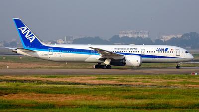JA898A - Boeing 787-9 Dreamliner - All Nippon Airways (Air Japan)