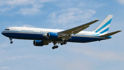 N804MS - Boeing 767-3P6(ER) - Las Vegas Sands Corporation