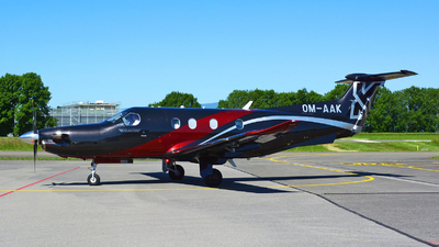 OM-AAK - Pilatus PC-12/47E - Private
