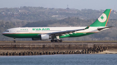 B-16301 - Airbus A330-203 - Eva Air