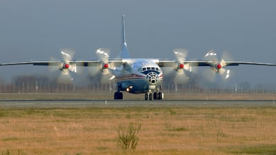 UR-CAK - Antonov An-12BK - Ukraine Air Alliance (UAA)