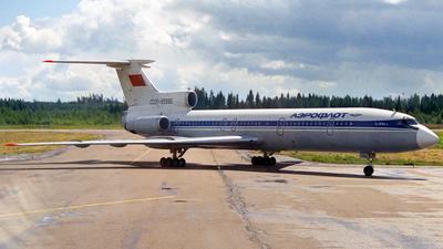 CCCP-85590 - Tupolev Tu-154B-2 - Aeroflot