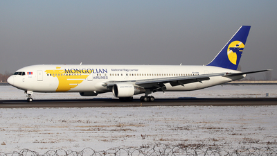 A picture of EIFGN - Boeing 7673BG(ER) - MIAT Mongolian Airlines - © Alexey Ignatyev