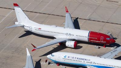 SE-RTO - Boeing 737-8 MAX - Norwegian