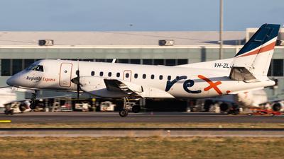 VH-ZLJ - Saab 340B - Regional Express (REX)