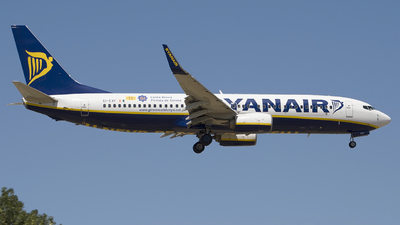 EI-EXF - Boeing 737-8AS - Ryanair