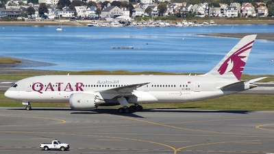A7-BCS - Boeing 787-8 Dreamliner - Qatar Airways