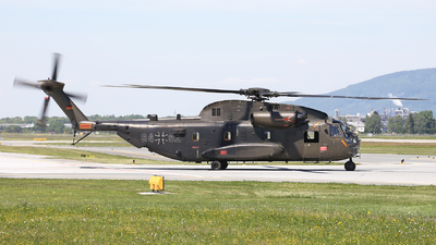 84-82 - Sikorsky CH-53G - Germany - Air Force