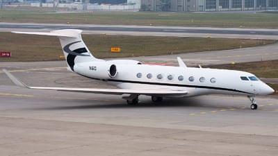 N6D - Gulfstream G650ER - Jet Aviation Flight Services