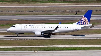 N89357 - Embraer 170-200LR - United Express (Mesa Airlines)