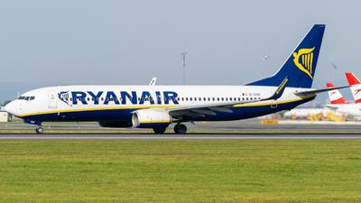 A picture of EIEVG - Boeing 7378AS - Ryanair - © Damian Maciejak