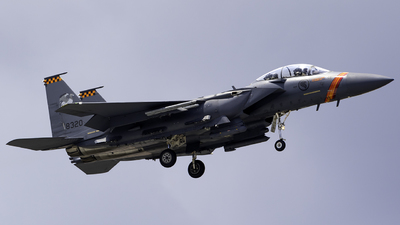 8320 - Boeing F-15SG Strike Eagle - Singapore - Air Force