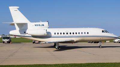 N918JM - Dassault Falcon 900EX - Private