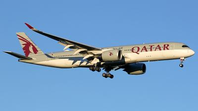 A7-ALM - Airbus A350-941 - Qatar Airways