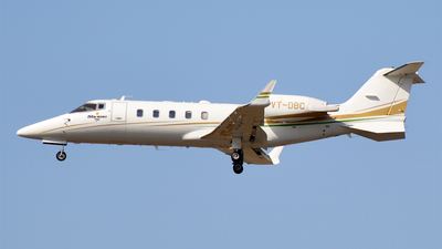 A picture of VTDBC - Learjet 60XR - [60384] - © Sandeep Suresh