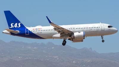 SE-ROK - Airbus A320-251N - Scandinavian Airlines (SAS)