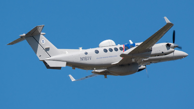 N161V - Beechcraft B300C King Air 350C - United States - Department Of Homeland Security