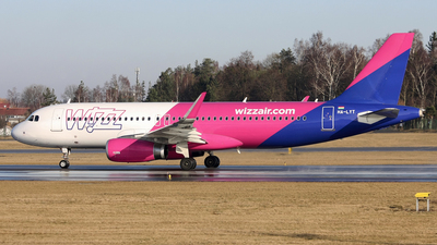 HA-LYT - Airbus A320-232 - Wizz Air