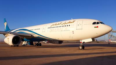 A4O-DH - Airbus A330-343 - Oman Air