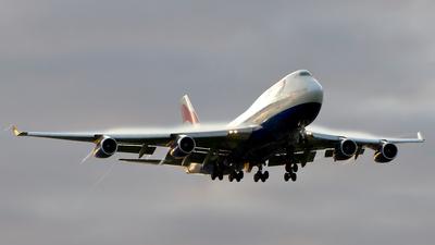 G-BNLN - Boeing 747-436 - British Airways