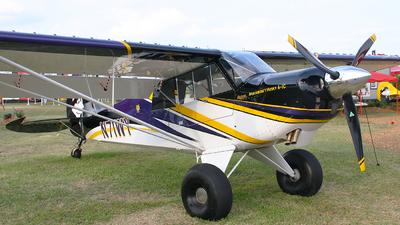 N71WY - Aviat A-1C Husky - Private