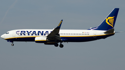 EI-DLD - Boeing 737-8AS - Ryanair