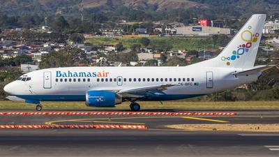 C6-BFC - Boeing 737-505 - Bahamasair