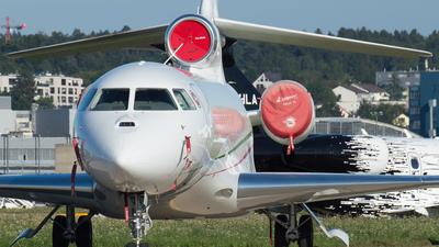 RA-09606 - Dassault Falcon 8X - Tatarstan - Government