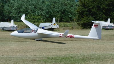 OE-5489 - Rolladen-Schneider LS-7 - Private